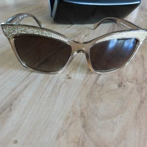 Ralph Lauren Sunglasses like new ( with new case)!